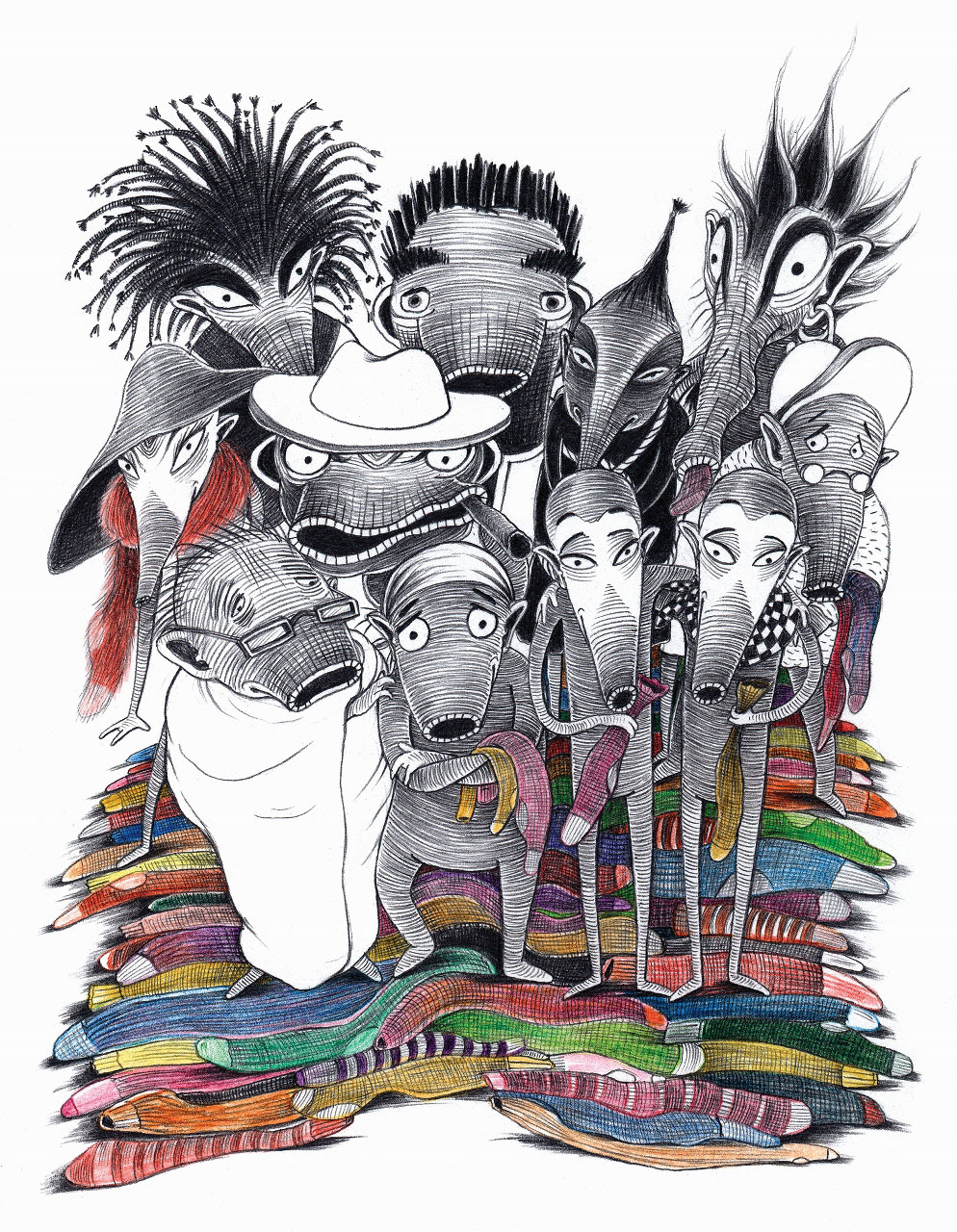 11 Svetu Vystava Detskych Ilustratoru Pamatnik Lidice