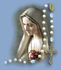 Výsledek obrázku pro panna maria růžencová